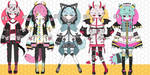 Monster boy adoptables closed by AS-Adoptables