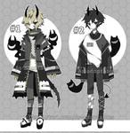 Demon boy adoptables open by AS-Adoptables