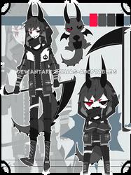 Black Dragon adoptable closed