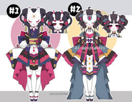 Oni adoptables closed
