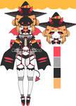 Black death Demon adoptable open