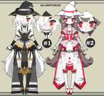 Witch adoptables open by AS-Adoptables