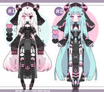 Demon nun adoptables closed
