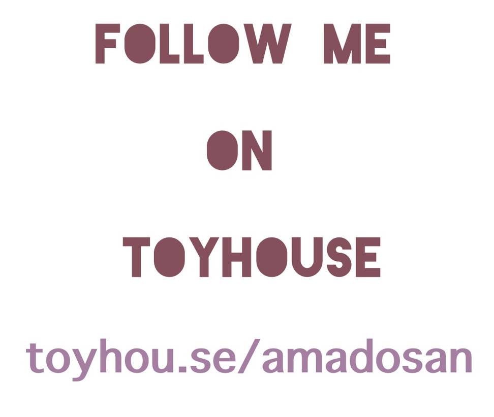 Follow me on toyhou.se!