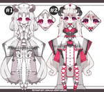 Nurse demon adoptables closed