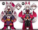 Kitsune boy adoptables closed