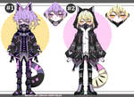Cyberpunk kemonomimi adoptables closed