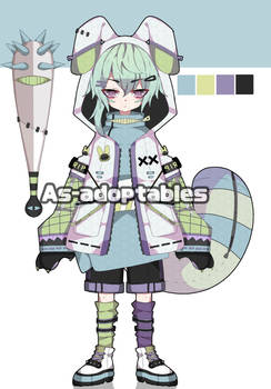 Bunny adoptable closed