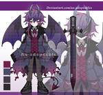 Demon adoptable CLOSED