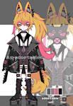 Punk Kemonomimi adoptable closed