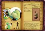 Yedwenpektra (Yedwen, emerald monkey)