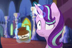 Starlight! What are you doing?