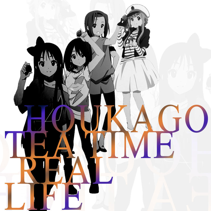 HTT - Real Life (Simple Minds) 2 by The-H-Person