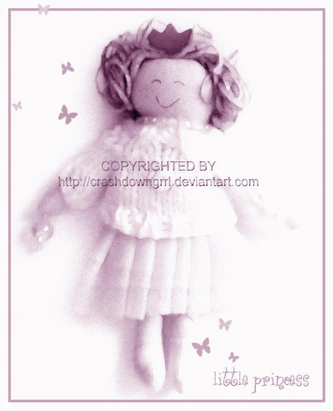 Little Princess by crashdowngrrl