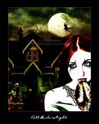 All Souls Night by crashdowngrrl