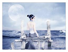 Ocean Spirits by crashdowngrrl