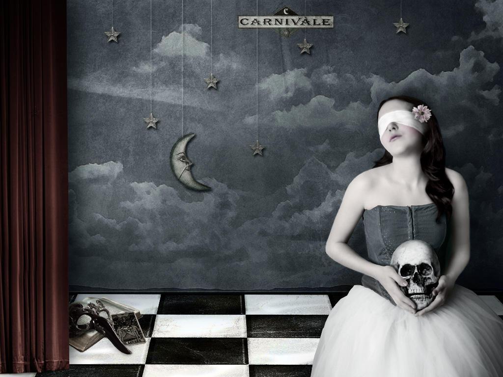 Carnivale - The Fortuneteller by crashdowngrrl