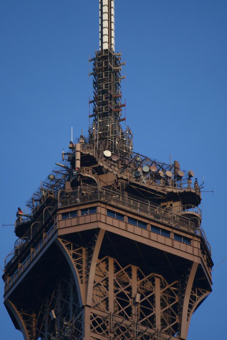 eiffel tower last floor by onwa7 on deviantart