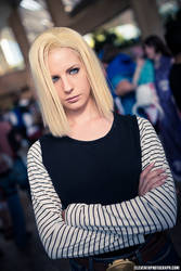 DBZ - Android 18