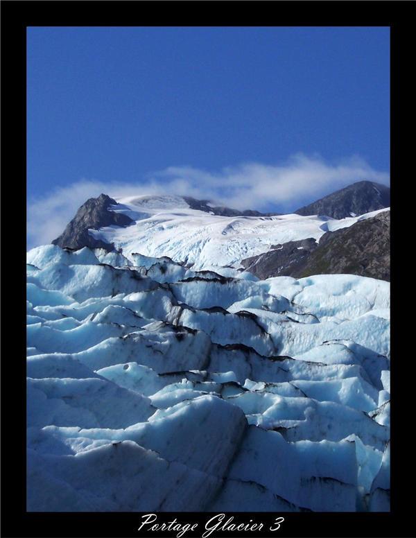 Portage Glacier 3 by AmericanNomad