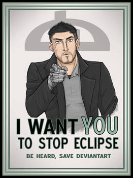 I Want YOU to Stop Eclipse!