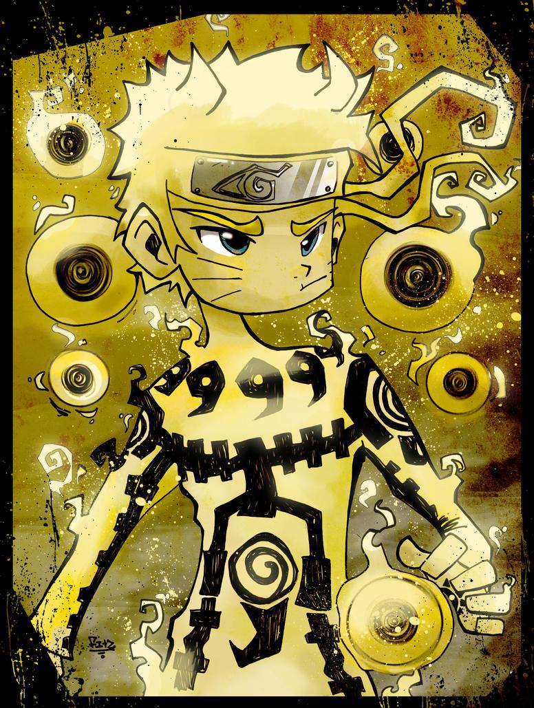 Simple Wallpaper Naruto Yellow - _yellow_flash_naruto__by_kraola-d48p3at  2018.jpg