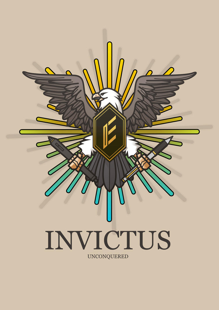 Invictus by thatpaperfox