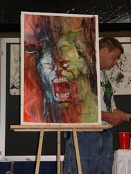 da effin hulk by whoisrico