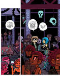 Scott Pilgrim 5 page 7 color