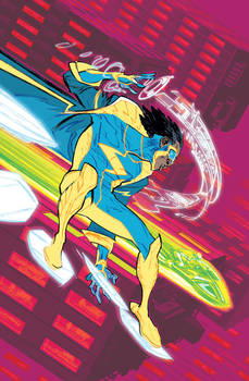 Static Shock 3 Cover