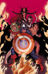 Thunderbolts 165 Cover with Joe Quinones