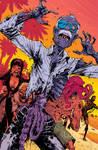 Zombie Stan Lee by Tony Moore