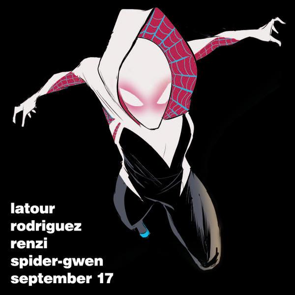 SpiderGwen by whoisrico