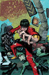 Avengers World cover