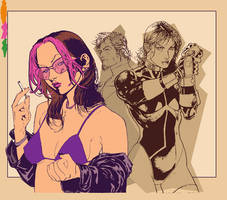 gen 13 colors by whoisrico