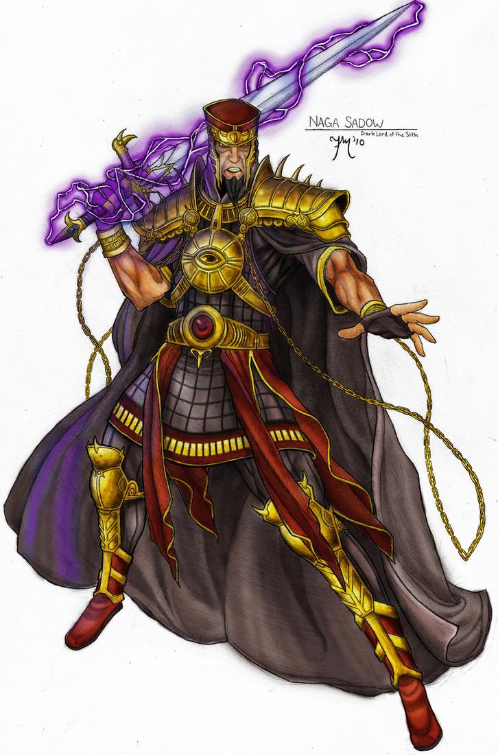 Sith Dynasty - Naga Sadow by LeadZero
