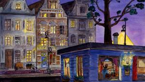 Wallpaper: Tunes in Amsterdam.-