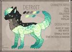 Detriot 2015 Reference