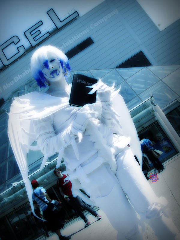 Cosplay Death Note Rem