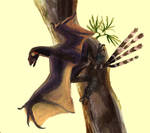 Bat wings dinosaur