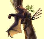 Bat wings dinosaur
