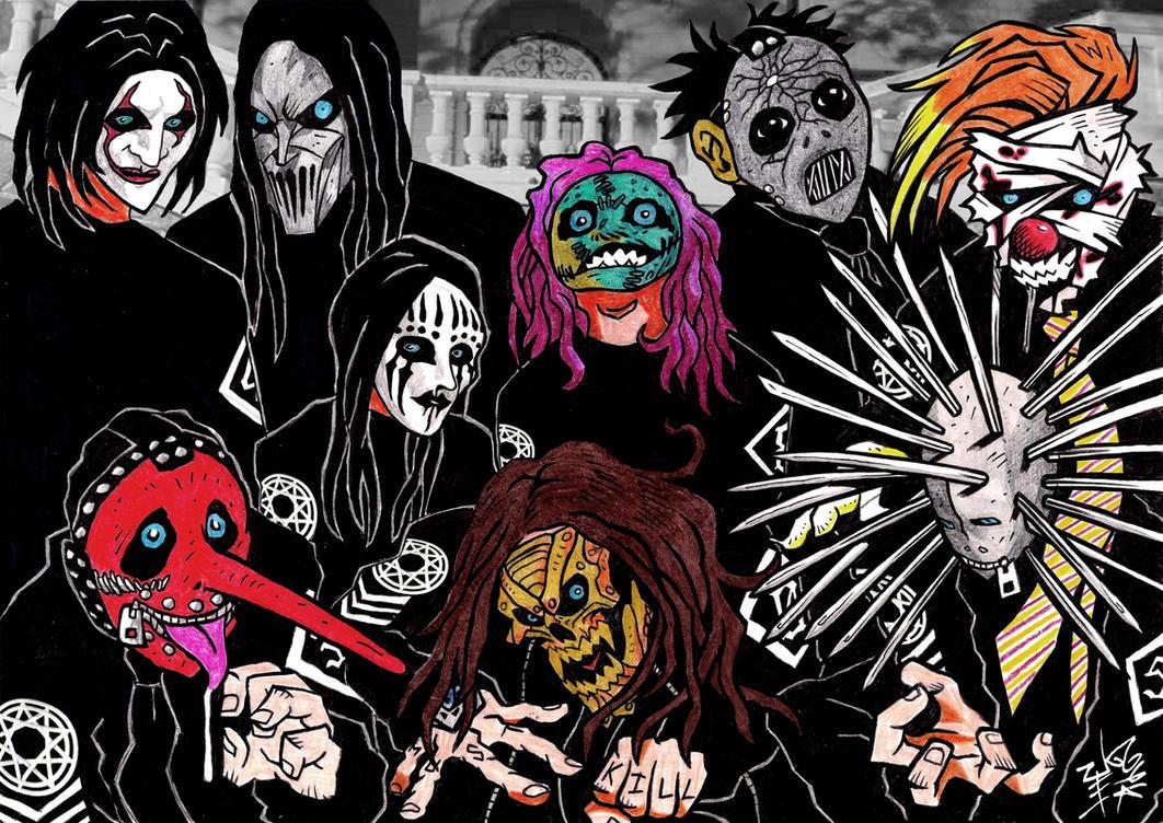 Slipknot Vol 3 by TheNik6SiC6