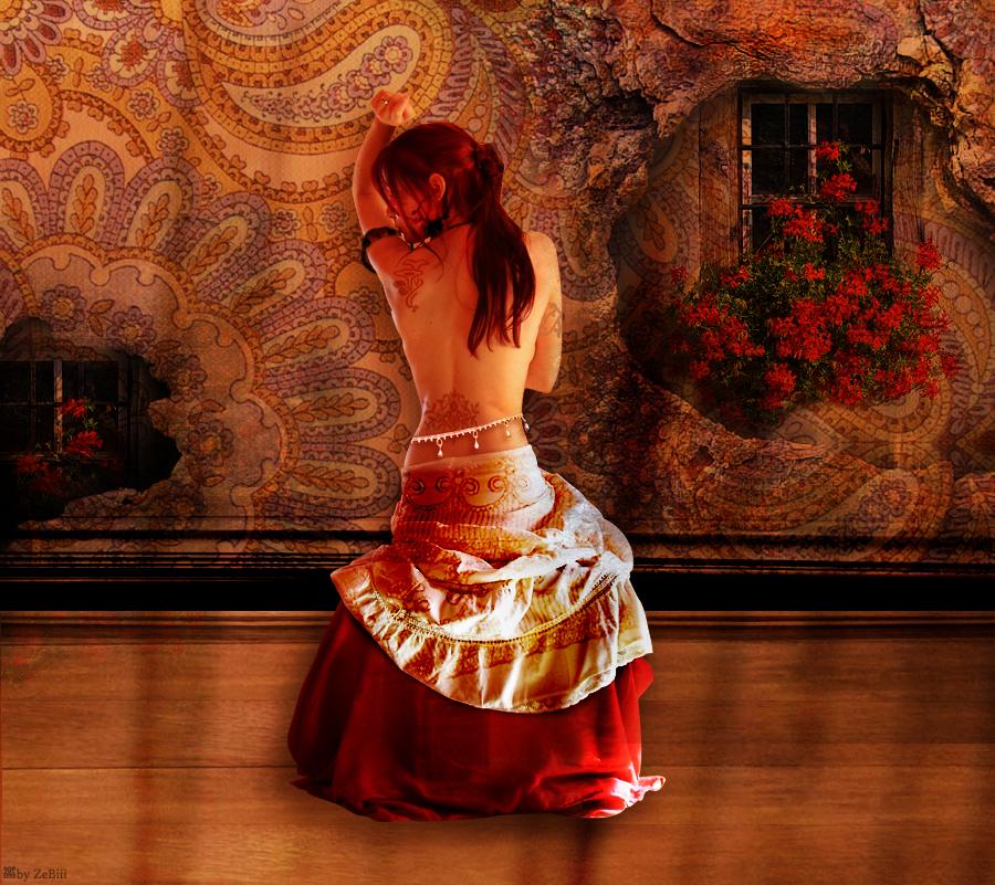 secret.dance by ZeBiii