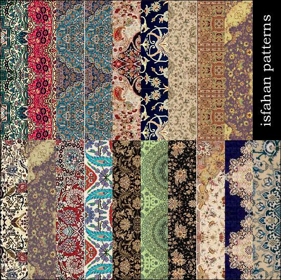 Isfahan.Patterns by ZeBiii