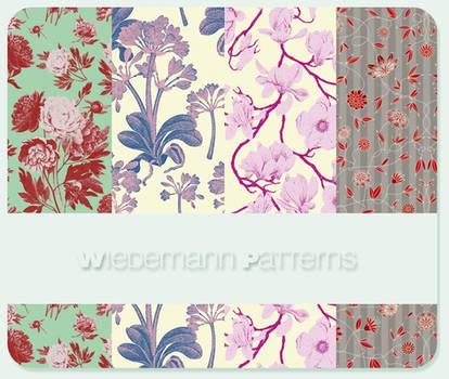 wiedemann patterns by ZeBiii