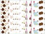 cute patterns by ZeBiii