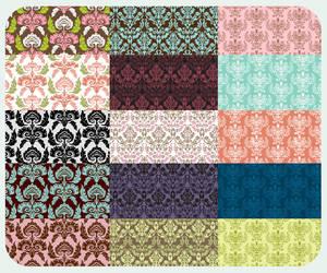 3 patterns