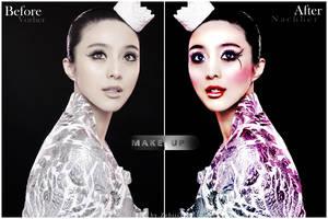 Make Up by ZeBiii