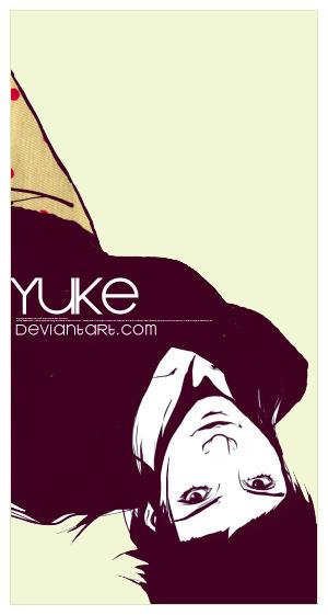 yuke on DA by yuke