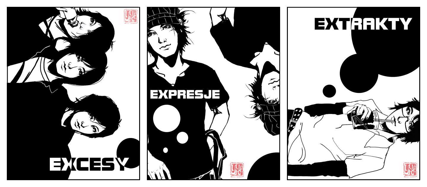 EXx3 by yuke